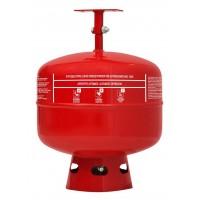 Stropni gasilni aparat Mobiak 12 kg ABC suh prah